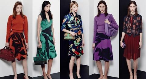 دار Bottega Veneta تعرض مجموعتها لخريف 2015