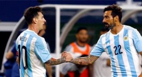 ميسي يحفظ ماء وجه الأرجنتين بتعادل قاتل أمام المكسيك