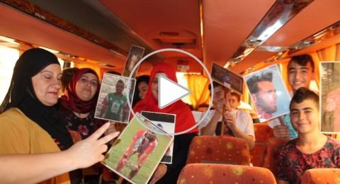 مجد الكروم ترافق الكابتن هيثم ذيب في مباراته امام الإمارات