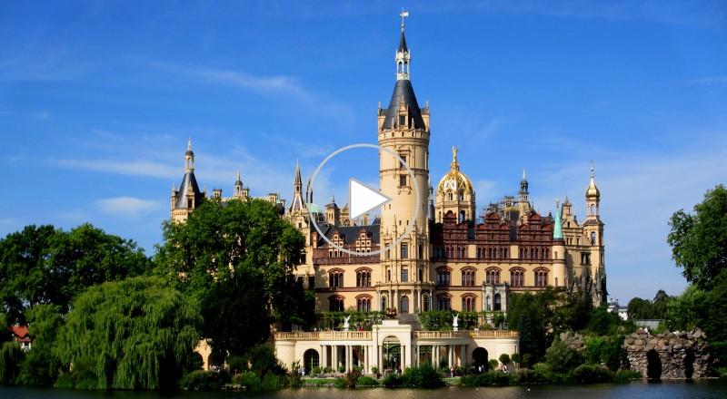 ألمانيا بلد القلاع