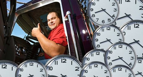 سائق شاحنة ساق 6 ساعات متواصلة، شو لازم يساوي؟