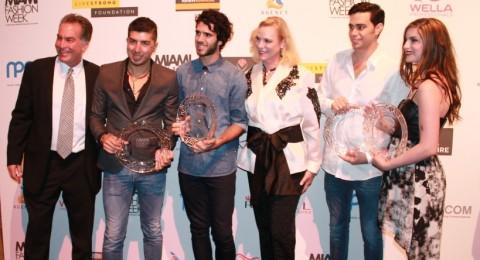 من لبنان الى العالم...مصمّم الازياء شربل زوي فاز بأهم جاائزة عالمية في الولايات المتّحدة