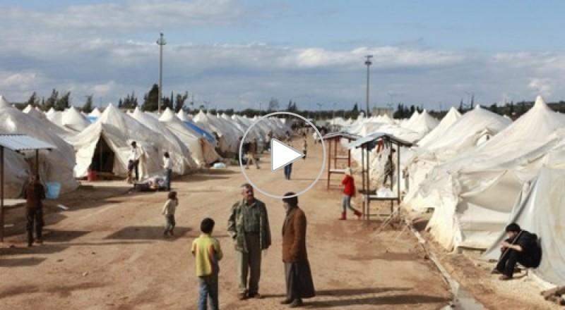 مشاهد حزينة لأول دفعة لاجئين سوريين تغادر إلى ألمانيا (2)