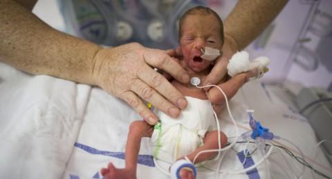 إسرائيل: تقدّم ملحوظ في العناية بالمواليد الخُدّج