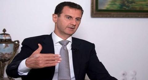 الأسد يكشف عن مفاجآت جديدة حول ما يحدث في سورية والمستقبل