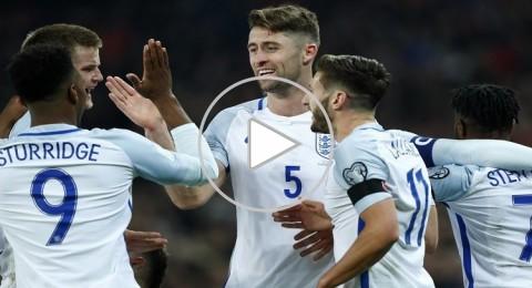 روسيا 2018.. إنجلترا تحتفظ بالصدارة بفوز عريض على اسكتلندا
