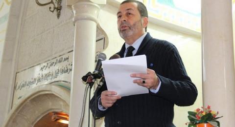 القاضي محمد زبدة:  قضية مقبرة طاسو بالنسبة لنا من حيث العقيدة والاهمية كقضية المسجد الاقصى