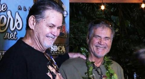 اكتشفا أنهما شقيقان بعد صداقة 60 عاماً