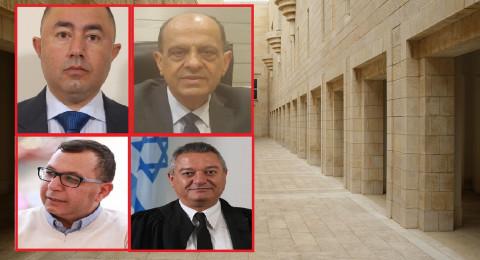 رسمياً: كبّوب من بين المرشحين لمنصب قاضي في العليا