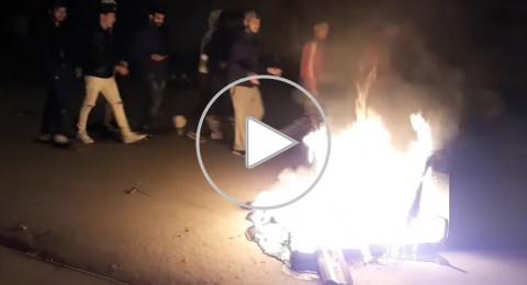 تونس: مقتل متظاهر باحتجاجات ليلية تخللها تخريب للممتلكات العامّة