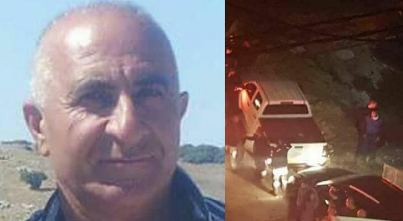 مصرع اسعد نايف امارة واصابة خطيرة لنجله جراء اطلاق نار في زلفة