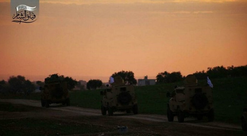 هل يشارك الجيش التركي بجانب المسلحين ضد الجيش السوري في ادلب؟