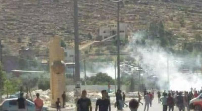 جمعة غضب جديدة في الضفة .. إصابة العشرات