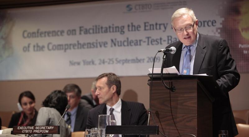 روسيا: سنتصدى لمحاولات تقويض الاتفاق النووي مع إيران