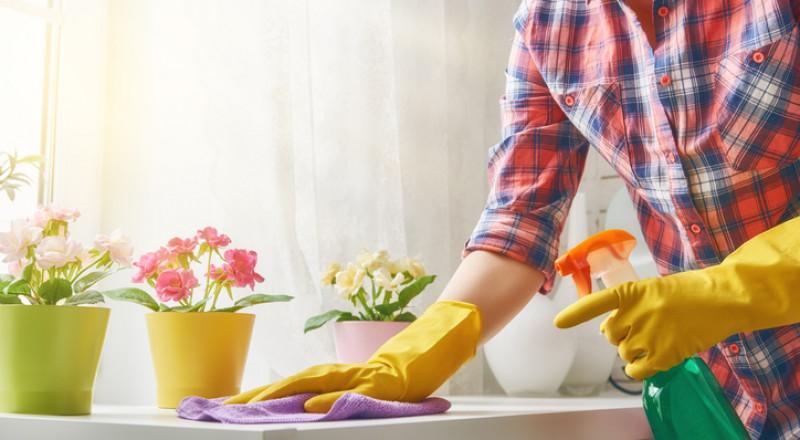 نصائح تنظيف لإزالة الروائح الكريهة عن الرخام والباركيه
