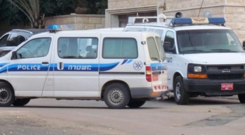 عرب الهيب: حادث طرق واصابة شخص بصورة خطرة