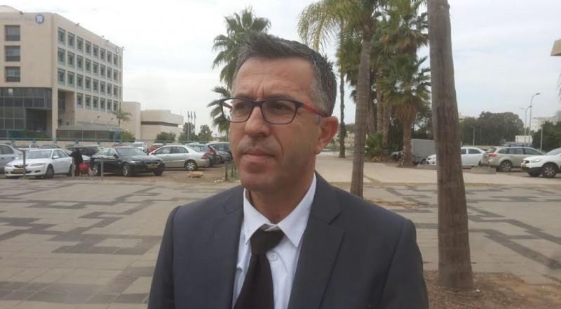 ادانة الفحماوي علي محاجنة بإضرام النيران قرب منزله