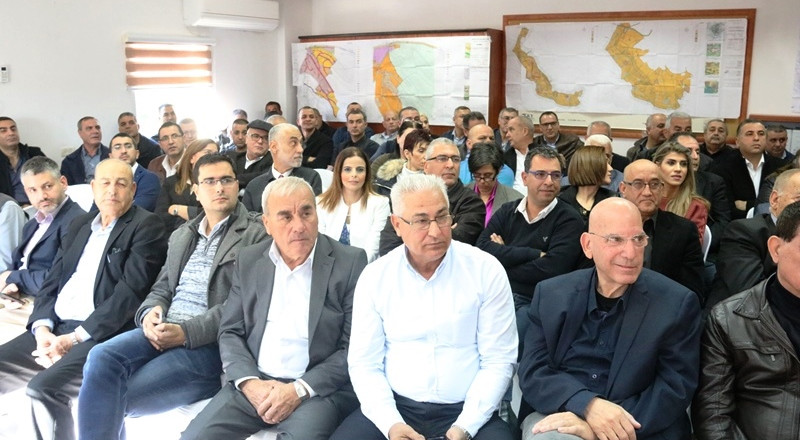 سخنين: افتتاح مركز التربية للتخطيط في مقر لجنة التنظيم والبناء