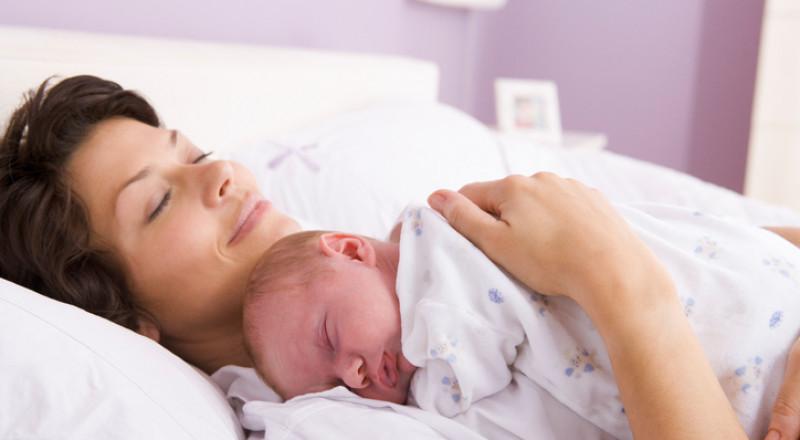متى تكون اول دورة بعد الولادة؟
