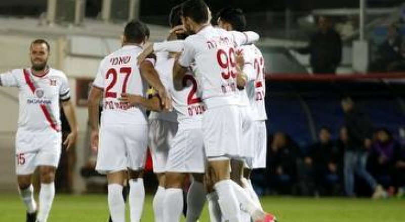 عطا جابر يُعطي الاتحاد السخنيني فوز على اشدود (2-1)