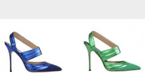 اختاري ما يناسبك من مجموعة احذية ربيع 2013