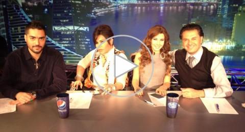 مباشر: الحلقة السادسة من عرب آيدول