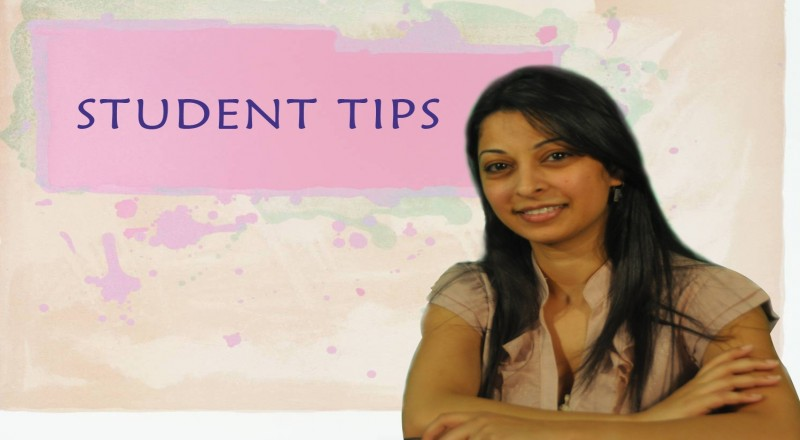 student tips