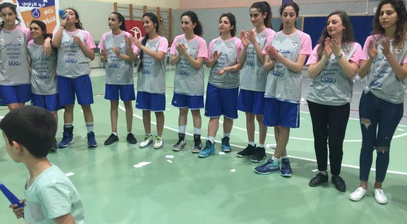 صعود تاريخي لفتيات هبوعيل سبورتاج شفاعمرو بكرة السلة للدرجة الممتازة