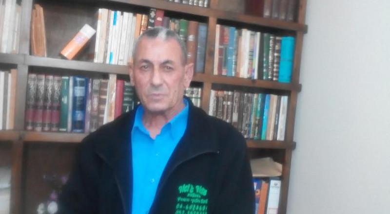 مصمص: رحيل الشيخ والحاج محمود ابراهيم شرقاوي(أبو سهيل)