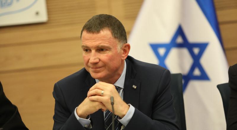 رئيس الكنيست ادلشطاين خلال اللقاء الثلاثي للجان الخارجية لإسرائيل، اليونان وقبرص:
