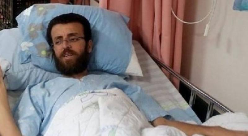بعد انضمامه للإضراب، القيق: معنويات الأسرى تناطح السحاب