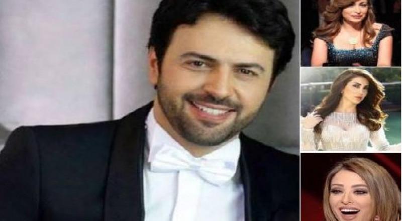 نسرين طافش ترد اعتبارها بعد اتهامها بالخيانة مع تيم حسن