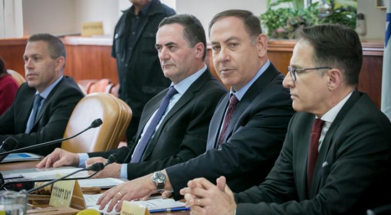 اللجنة الوزارية تصادق على قانون القومية .. وسط مباركة شديدة من اليمين المتطرف