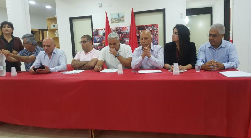 جبهة الناصرة: سنمتنع عن التصويت على الميزانية كي تمر ونجنّب الناصرة اللجان المعينة