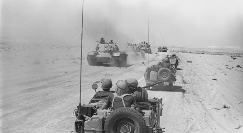 ماذا جرى لثلاثة أطفال بدو عثر عليهم الجيش الإسرائيلي في سيناء عام 73؟!