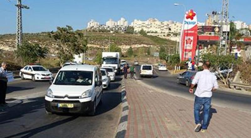 بمبادرة غنايم، جلسة هامة لحل أزمة الشوارع في منطقة طرعان-كفركنا- المشهد الرينة