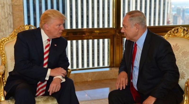 تخوفات فى إسرائيل من زيارة «ترامب»
