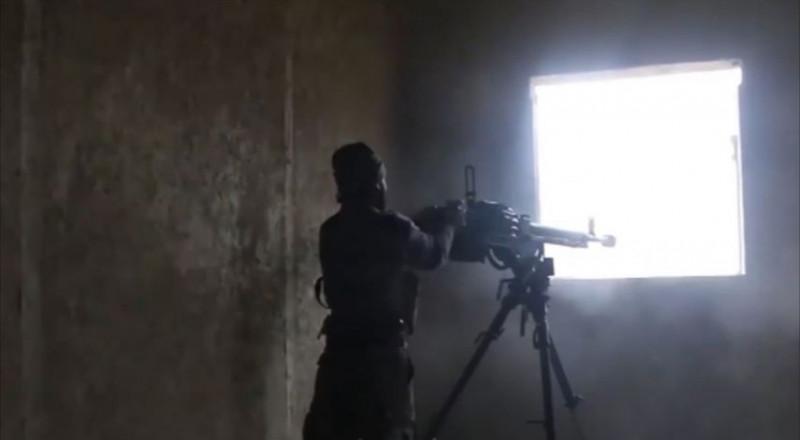 النظام السوري يستعيد مطار الجراح العسكري
