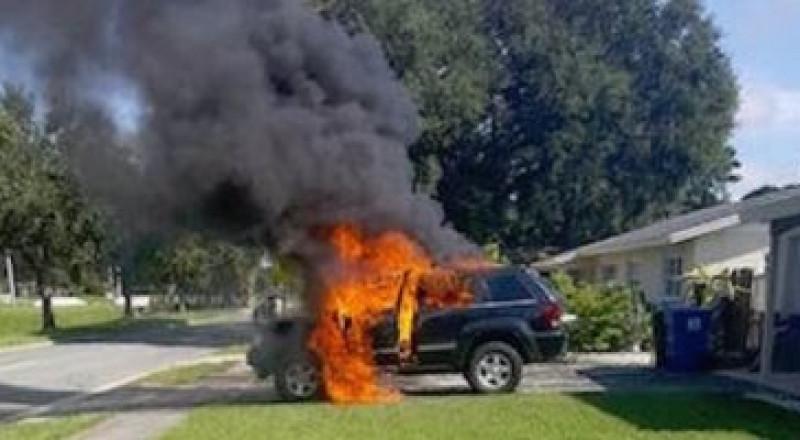 مصرع شخص اثر انفجار سيارة في مجدال هعيمك