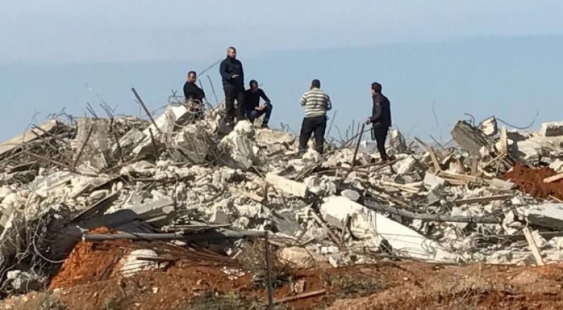 نتنياهو وكحلون يتفقان على تجميد هدم المباني غير المرخصة في الوسط العربي