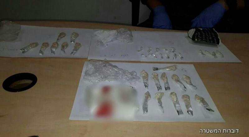 تل ابيب: اعتقال مقدسي مشتبة بالتجارة في الهيروئين والكريستال
