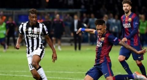 أرباح يوفنتوس فاقت أرباح برشلونة في دوري الأبطال