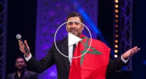وائل كفوري يختتم مهرجان موازين الدولي