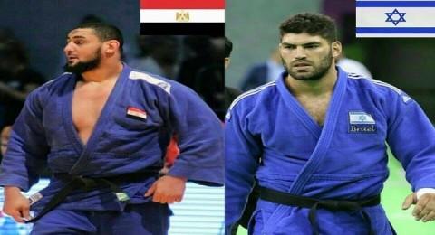 اسرائيل تصف لاعب الجودو المصري بالمتطرف
