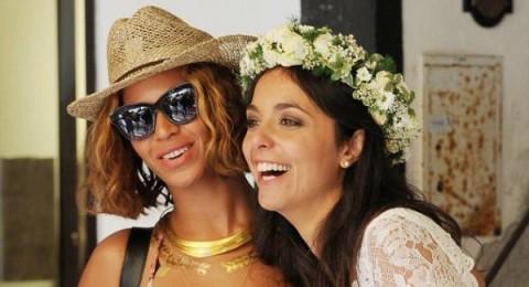 هكذا فاجأت بيونسيه عروس في يوم زفافها