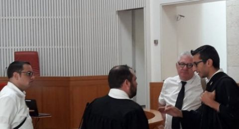 إلزام المستشار القضائي للحكومة وماحاش بتقديم الطعون في ملف الشهيد حمدان
