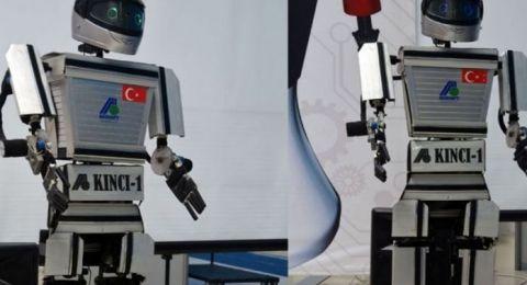 شركة تركية تنتج روبوتًا يتقن 3 لغات