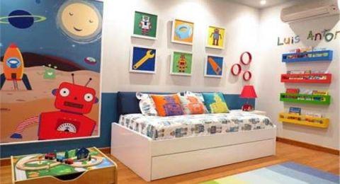 نصائح خبيرة نفسية لتصميم غرف نوم الأطفال