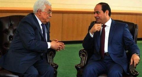 تقرير: أبو مازن هدد المصريين بحل السلطة!
