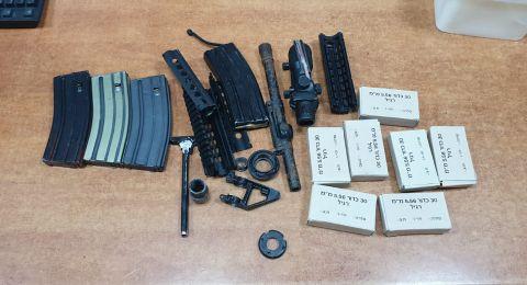 الشرطة تعتقل شابًا من أم الفحم بشبهة حيازة السلاح